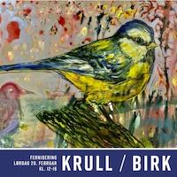 Krull/Birk Kunstudstilling