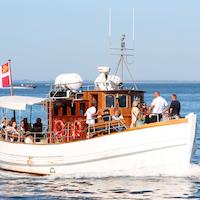Havnerundfart med M/S TUNØ