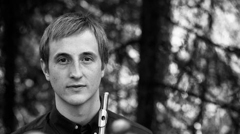 Debutkoncert - Valdemar Ulrikkeholm, fløjte