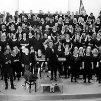 Copenhagen Gospel Voices, hold 1 kl. 15.30 - 17.00