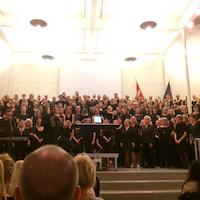 The Gospel Choir hold 1 kl. 15.30 - 17.00