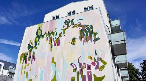 Oplev Holbæk Arts Vægmalerier