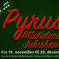 Pyrus - Alle tiders juleshow