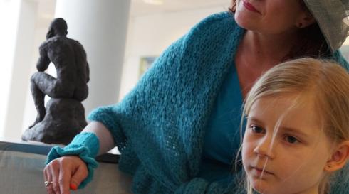 Aflyst!! Dittes Kunstklub for børn den 12.04.21
