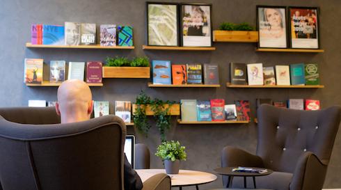 Aflyst! Litteratursalon: Den nye natur