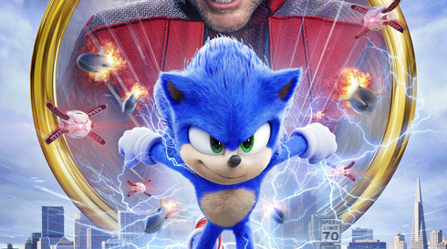 Sonic The Hedgehog - 2D