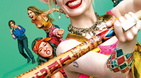 Birds of Prey: And the Fantabulous Emancipation of One Harley Quinn - 2D