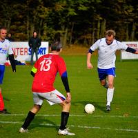 Fodboldkamp 2. division /21 Pulje 2 - KFUM, Roskilde mod Slagelse B&I