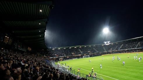 Fodboldkamp 1. Division: Grundspil nedrykning Pulje 1 kvinder - Østerbro IF mod BSF