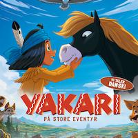 Yakari - På Store Eventyr - 2D