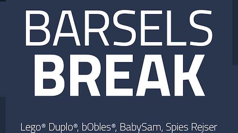 Barsels Break inkl. goodiebag - Særvisning
