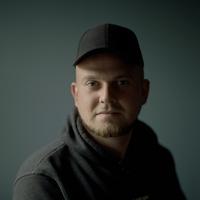 Fotoudstilling i Havneparken: En rigtig mand