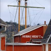 Hobro Skibsvæfts historie