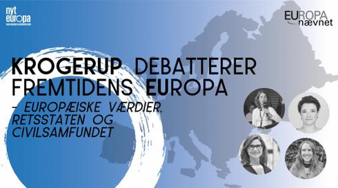 Værdikampen i Europa - skal vi acceptere, forstå eller kæmpe?
