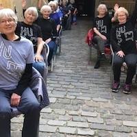 S. I. B. Kulturelt tilbud for ældre i Københavns Kommune. Gymnastik og hygge