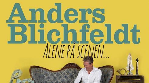 Anders Blichfeldt 'Alene på scenen'