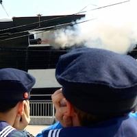 Minimatros på Fregatten Jylland