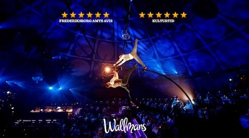 Wallmans Dinnerparty - Succesen fortsætter! 2021