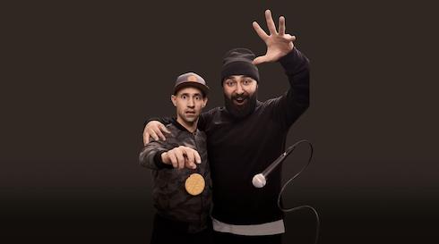 Adam & Noah - Farvel & Tjak