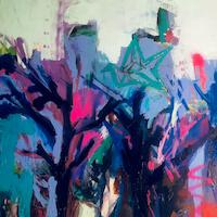 Fernisering lørdag den 7. marts kl.14-16 malerier af Mikkeline Gudmand-Høyer