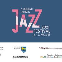 Nykøbing/Rørvig Jazzfestival. Børnejazz arrangement m. Jeppe og Jazzhyænerne