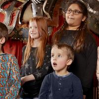 Børnerundvisning: Fortællinger fra graven