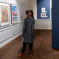 Omvisning i udstillingen 'Franciska Clausen - og det evige eksperiment'