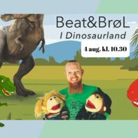 Dinokoncert med Beat & Brøl