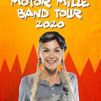 GFB: Motor Mille med band - Udskudt!