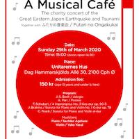 A Musical Café: Futari no Ongakukai