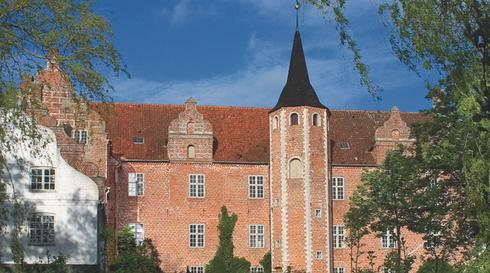 Sommeråbent på Harridslevgaard SLot