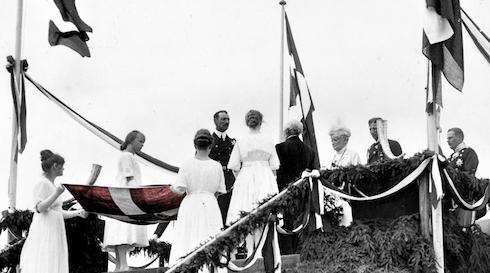 Genforening 1920 - Sønderborgs historie