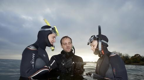 Snorkeltur til stenalderen