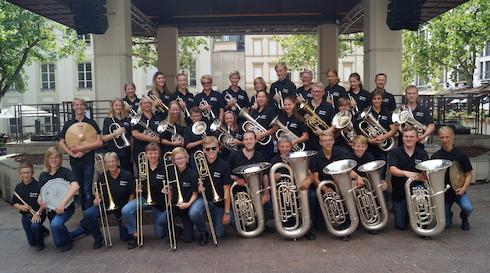 Koncert med Skægkær Blæserne