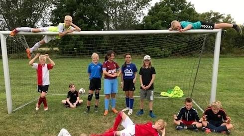 Fodboldskole - Aktiv Ø