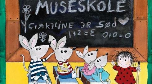 Danmarkspremiere på Cirkelines Museskole
