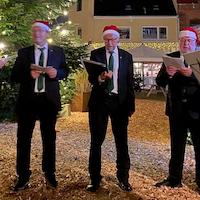 Sangkoret Skjold synger julen ind