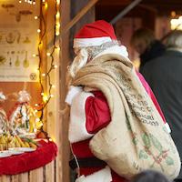 Mød julemanden i Nyborg