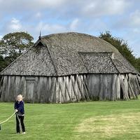 Mød vikingerne på Fyrkat i efterårsferien