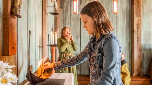 Bork Vikingehavn genåbner med ny gådejagt