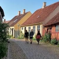 Byvandring i Ebeltoft