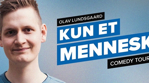 Kun et menneske - Olav Lundsgaard